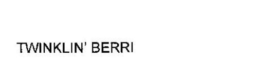 TWINKLIN' BERRI