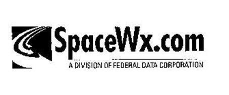 SPACEWX.COM A DIVISION OF FEDERAL DATA CORPORATION