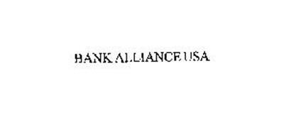 BANK ALLIANCE USA