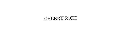 CHERRY RICH