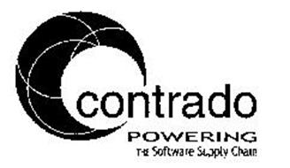CONTRADO POWERING THE SOFTWARE SUPPLY CHAIN