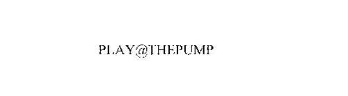 PLAY@THEPUMP