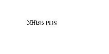 NHBB PDS