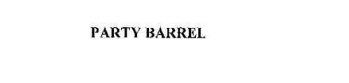 PARTY BARREL