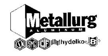 METALLURG ALUMINUM LSM SMC CIF HYDELKO B