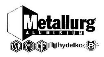 METALLURG ALUMINIUM LSM SMC CIF HYDELKO B