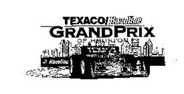 TEXACO/HAVOLINE GRAND PRIX OF HOUSTON TEXACO HAVOLINE