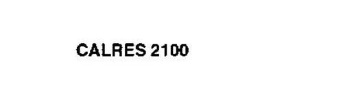 CALRES 2100