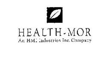 HEALTH-MOR AN HMI INDUSTRIES INC. COMPANY