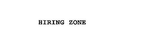 HIRING ZONE