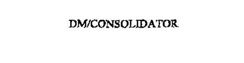 DM/CONSOLIDATOR