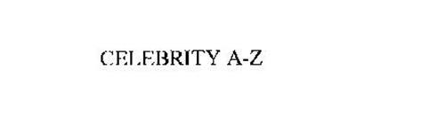 CELEBRITY A-Z