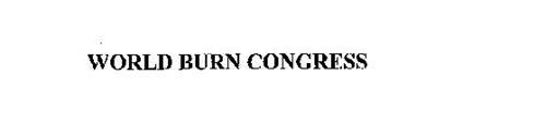 WORLD BURN CONGRESS