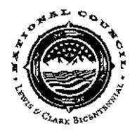 NATIONAL COUNCIL OF THE LEWIS & CLARK BICENTENNIAL