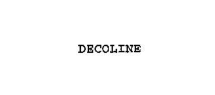 DECOLINE
