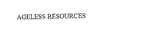 AGELESS RESOURCES