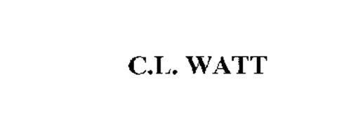 C.L. WATT