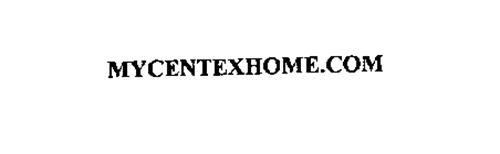 MYCENTEXHOME.COM