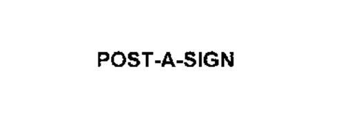 POST-A-SIGN