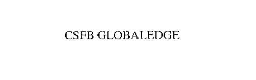 CSFB GLOBALEDGE