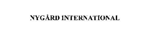 NYGARD INTERNATIONAL
