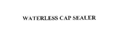 WATERLESS CAP SEALER