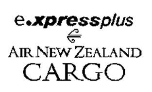 E.XPRESSPLUS AIR NEW ZEALAND CARGO