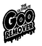 THE ULTIMATE GOO REMOVER
