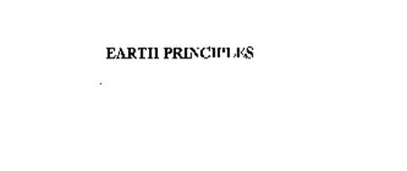 EARTH PRINCIPLES