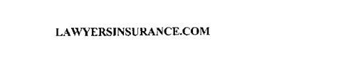 LAWYERSINSURANCE.COM