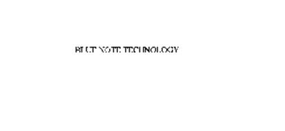 BLUE NOTE TECHNOLOGY