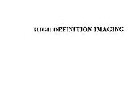 HIGH DEFINITION IMAGING