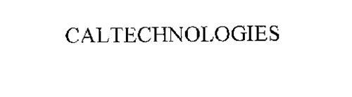 CALTECHNOLOGIES