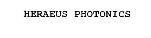 HERAEUS PHOTONICS