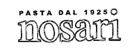 PASTA DAL 1925 NOSARI