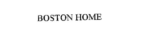 BOSTON HOME