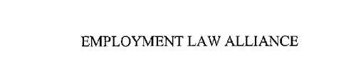 EMPLOYMENT LAW ALLIANCE