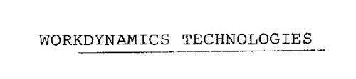 WORKDYNAMICS TECHNOLOGIES