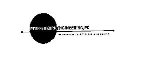 PFEFFERKORN ENGINEERING, PC MECHANICAL ELECTRICAL & PLUMBING