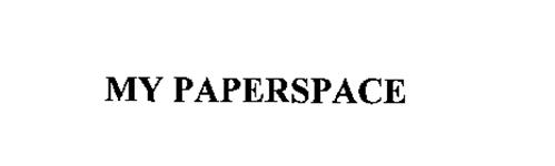 MY PAPERSPACE