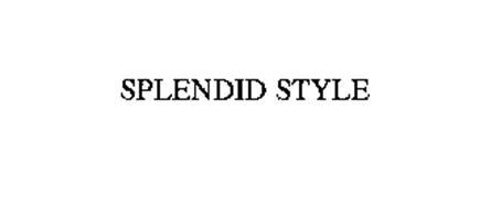 SPLENDID STYLE