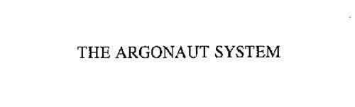 THE ARGONAUT SYSTEM