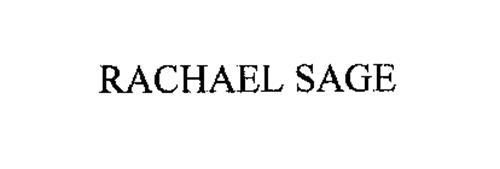 RACHAEL SAGE