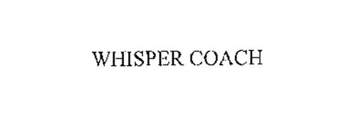 WHISPER COACH