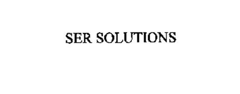 SER SOLUTIONS