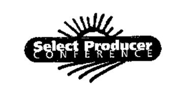 SELECT PRODUCER CONFERENCE