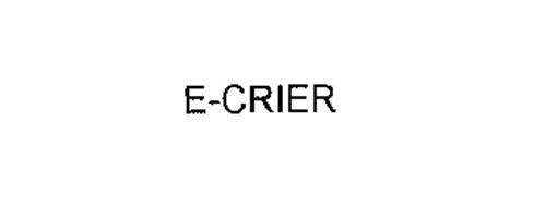 E-CRIER