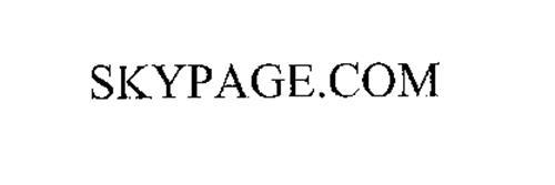 SKYPAGE.COM