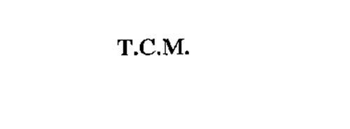 T.C.M.