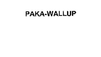 PAKA-WALLUP